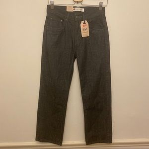 Brand New with Tags Levi's 550 relaxed Jeans 26/28